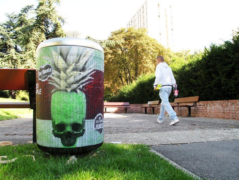 ludo street art natures revenge 12 Incredible Street Art of LUDO: Natures Revenge pt. 2 [28 pics]