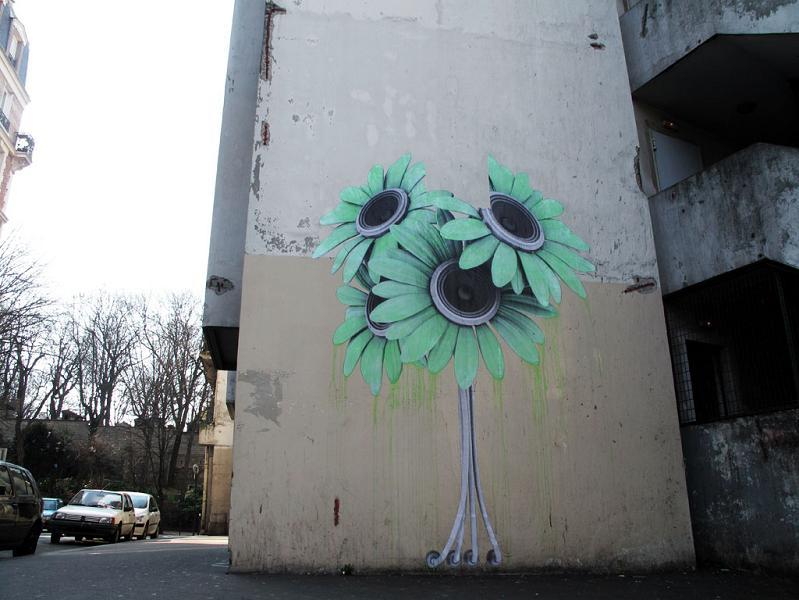 ludo street art natures revenge 2 Incredible Street Art of LUDO: Natures Revenge pt. 2 [28 pics]