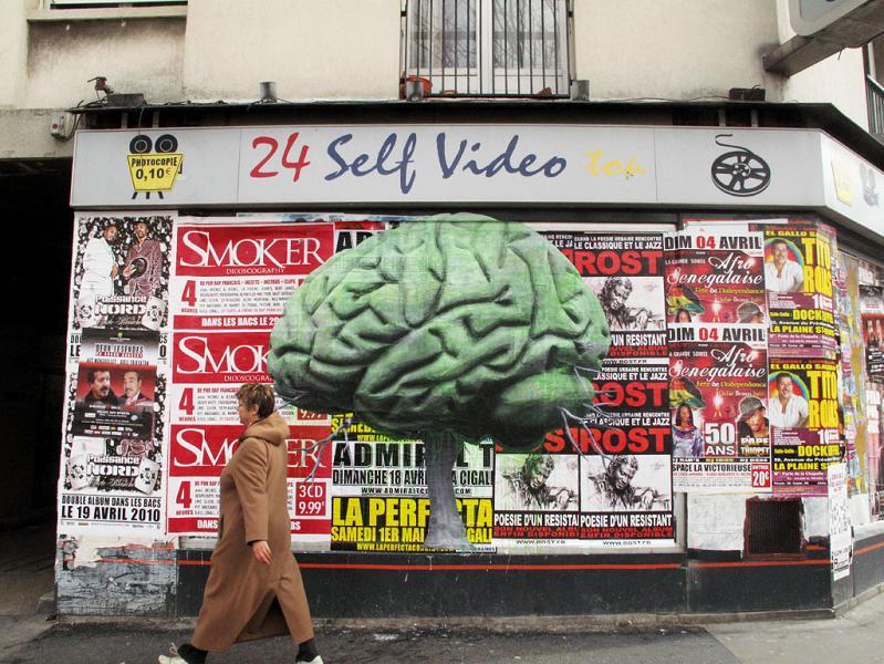 ludo street art natures revenge 3 Incredible Street Art of LUDO: Natures Revenge pt. 2 [28 pics]
