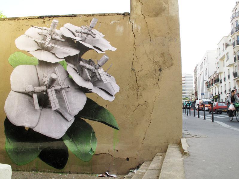 ludo street art natures revenge 4 Incredible Street Art of LUDO: Natures Revenge pt. 2 [28 pics]