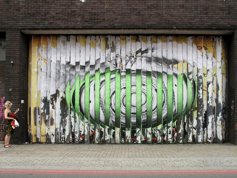 ludo street art natures revenge 5 Incredible Street Art of LUDO: Natures Revenge pt. 2 [28 pics]