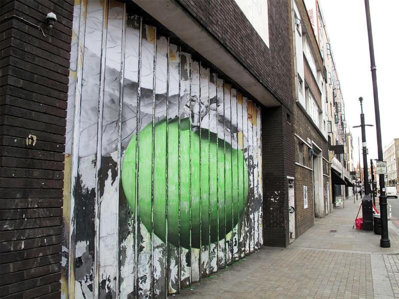 ludo street art natures revenge 6 Incredible Street Art of LUDO: Natures Revenge pt. 2 [28 pics]