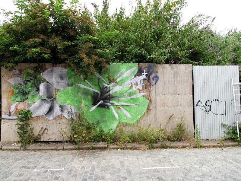 ludo street art natures revenge 7 Incredible Street Art of LUDO: Natures Revenge pt. 2 [28 pics]