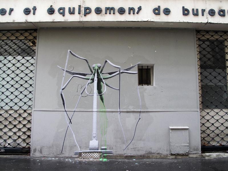 ludo street art natures revenge Incredible Street Art of LUDO: Natures Revenge pt. 2 [28 pics]