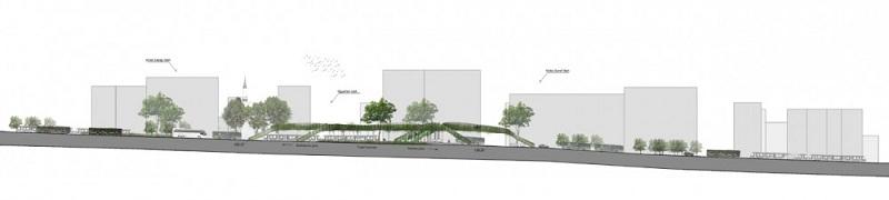 pedestrian footbridge istanbul winner lea invent 3 Winner of the Istanbul Pedestrian Footbridge Design Competition