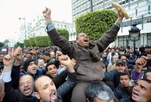 riots in tunisia riots in tunisia