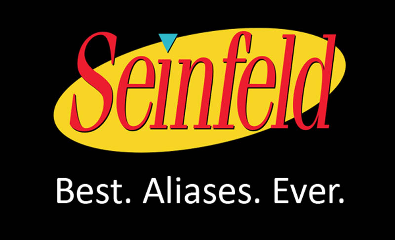best aliases ever on seinfeld The Best Aliases Ever on Seinfeld
