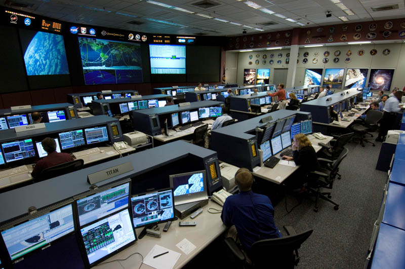 iss control room nasa usa 10 Things You Didnt Know About the International Space Station
