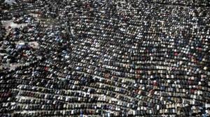 mass prayer tahrir square cairo egypt mass prayer tahrir square cairo egypt