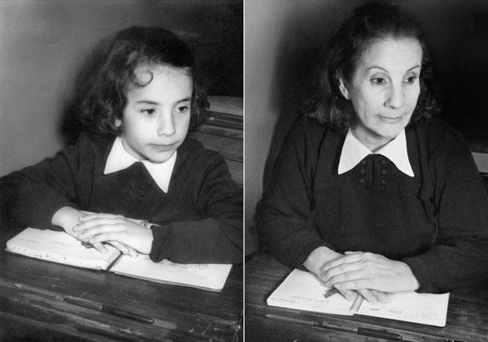 recreating childhood photos irina werning 11 Recreating Photos from Childhood