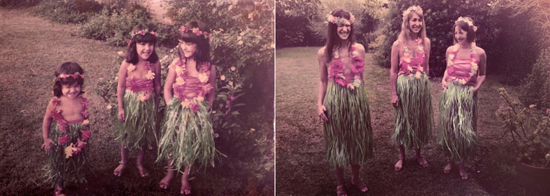 recreating childhood photos irina werning 12 Recreating Photos from Childhood
