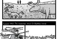 St. Matthew Island [Comic Strip]