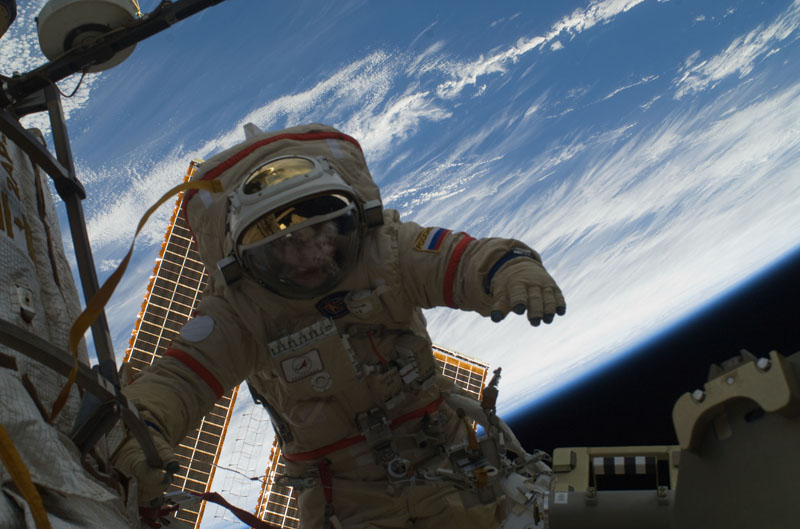 russian cosmonaut oleg kotov 10 Things You Didnt Know About the International Space Station