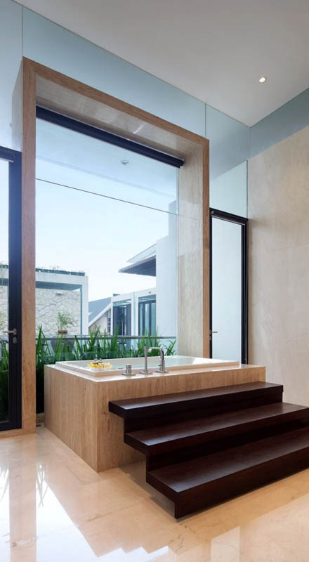 static house jakarta indonesia tws and partners 17 The Stunning Static House in Jakarta, Indonesia [30 pics]