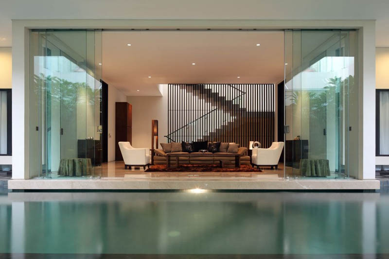 static house jakarta indonesia tws and partners 2 The Stunning Static House in Jakarta, Indonesia [30 pics]