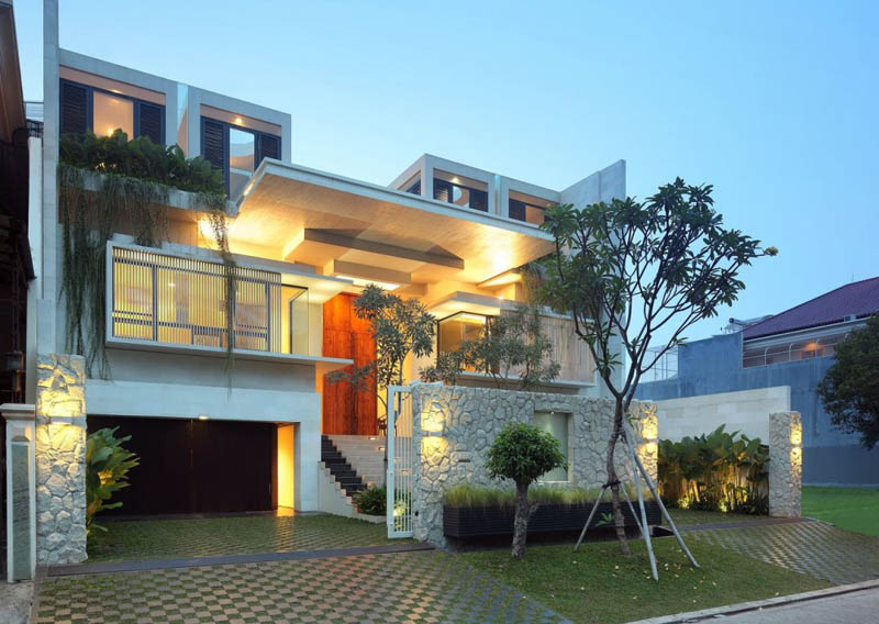 static house jakarta indonesia tws and partners 30 The Stunning Static House in Jakarta, Indonesia [30 pics]