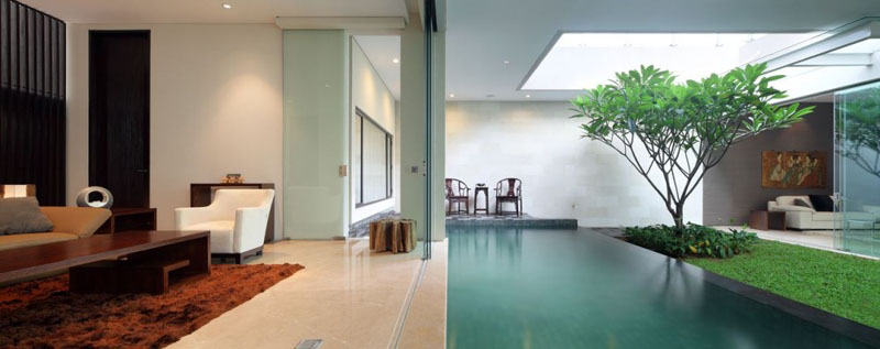static house jakarta indonesia tws and partners 4 The Stunning Static House in Jakarta, Indonesia [30 pics]