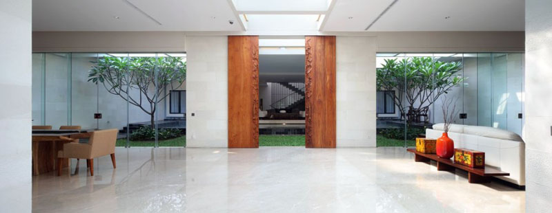 static house jakarta indonesia tws and partners 5 The Stunning Static House in Jakarta, Indonesia [30 pics]