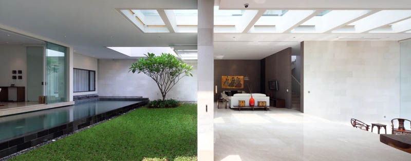 static house jakarta indonesia tws and partners 8 The Stunning Static House in Jakarta, Indonesia [30 pics]