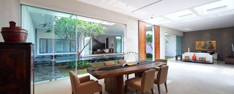 static house jakarta indonesia tws and partners 9 The Stunning Static House in Jakarta, Indonesia [30 pics]