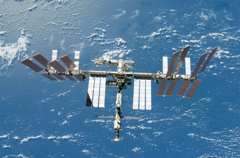 the iss 10 Things You Didnt Know About the International Space Station