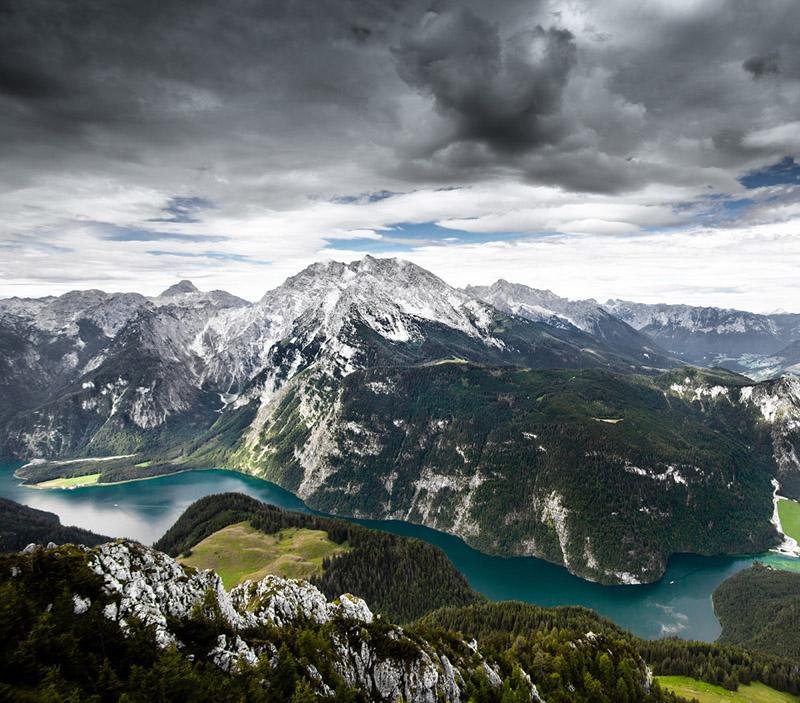 watzmann mountain Picture of the Day: Watzmann Mountain, Germany