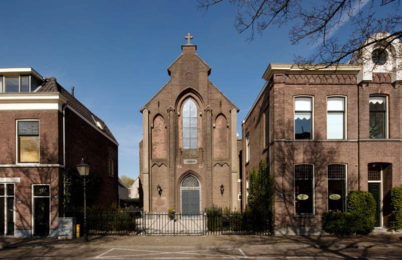 Converting a Church Into a Family Home