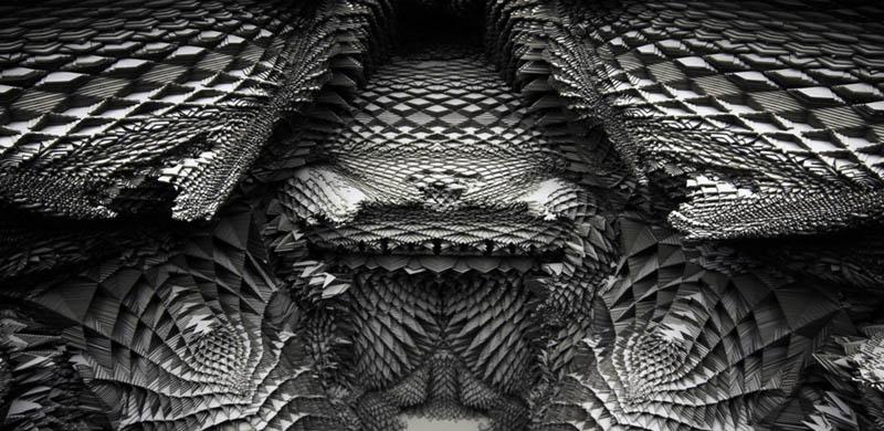 complex doric columns michael hansmeyer mandelbrot 13 The Worlds Most Complex Architectural Columns
