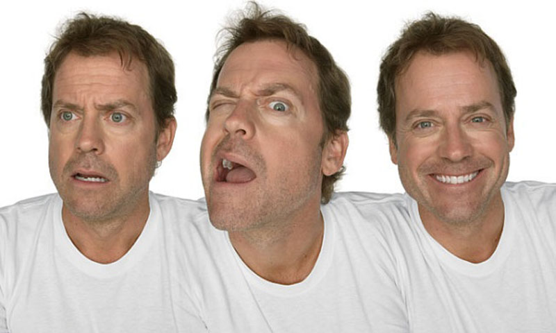 greg kinnear acting in character Funny Faces: Famous Actors Acting Out [20 Pics]