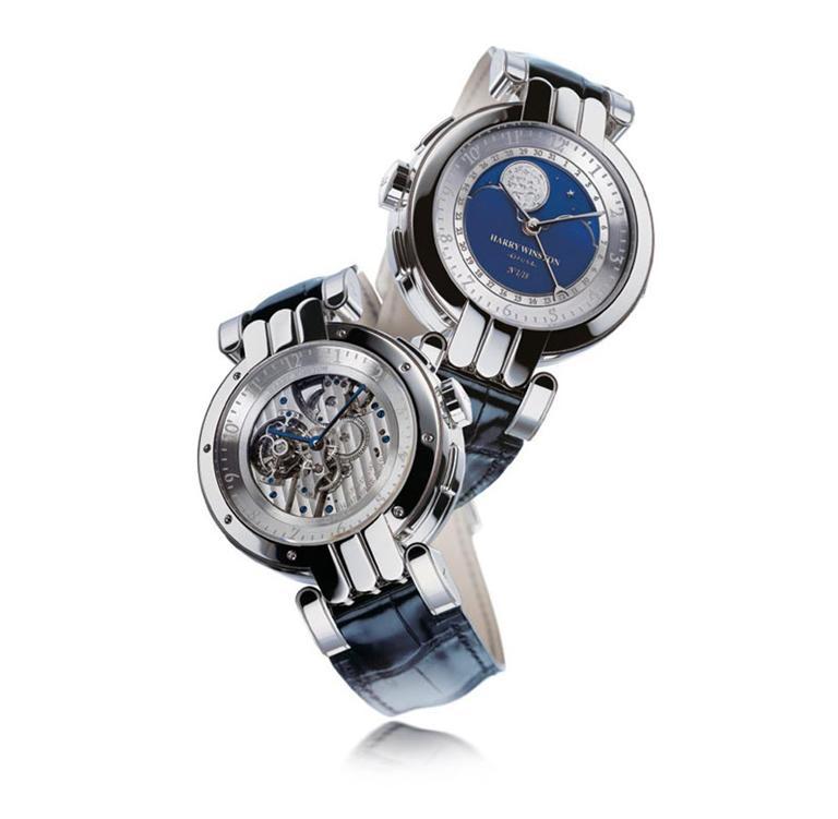 harry winston opus 4 christophe claret The Harry Winston Opus Watch Series