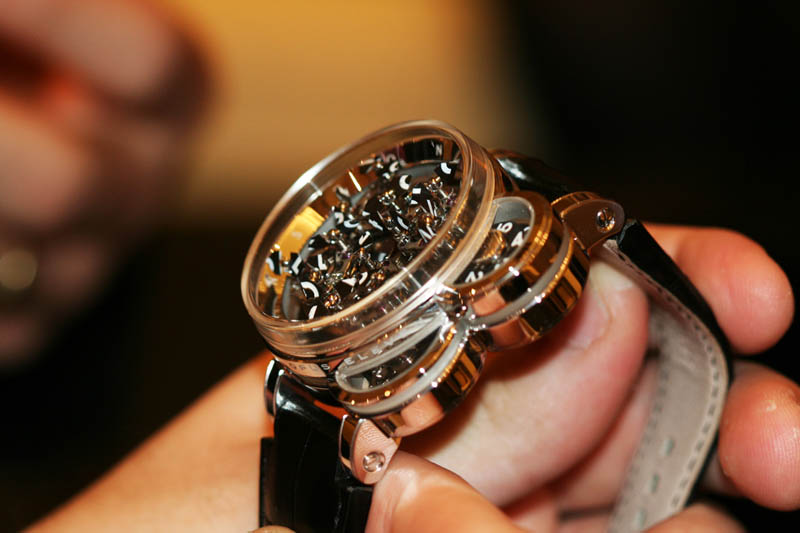 harry winston watch opus 11 The Harry Winston Opus Watch Series