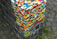 Picture of the Day: LEGO Everywhere!