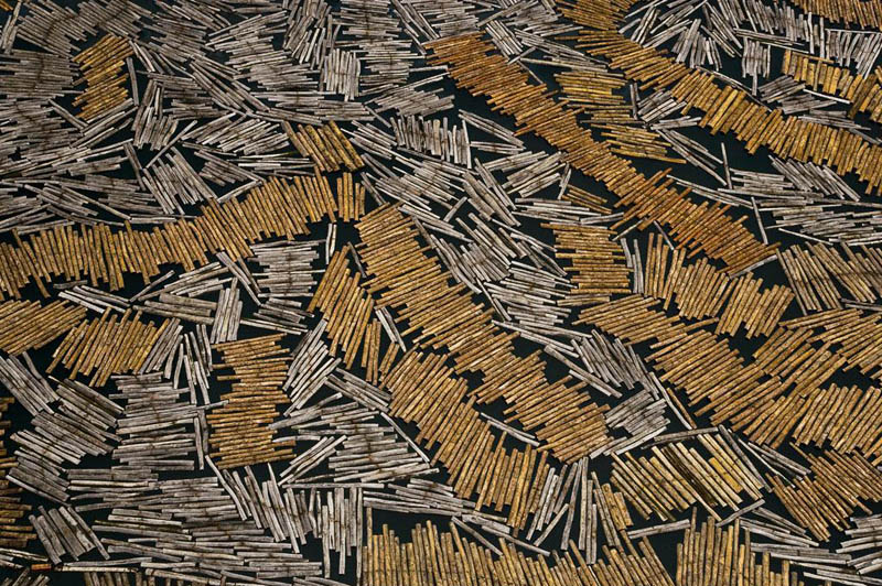 lumber yard in port gentil ogoouc3a9 maritime province gabon 25 Mind Blowing Aerial Photographs Around the World