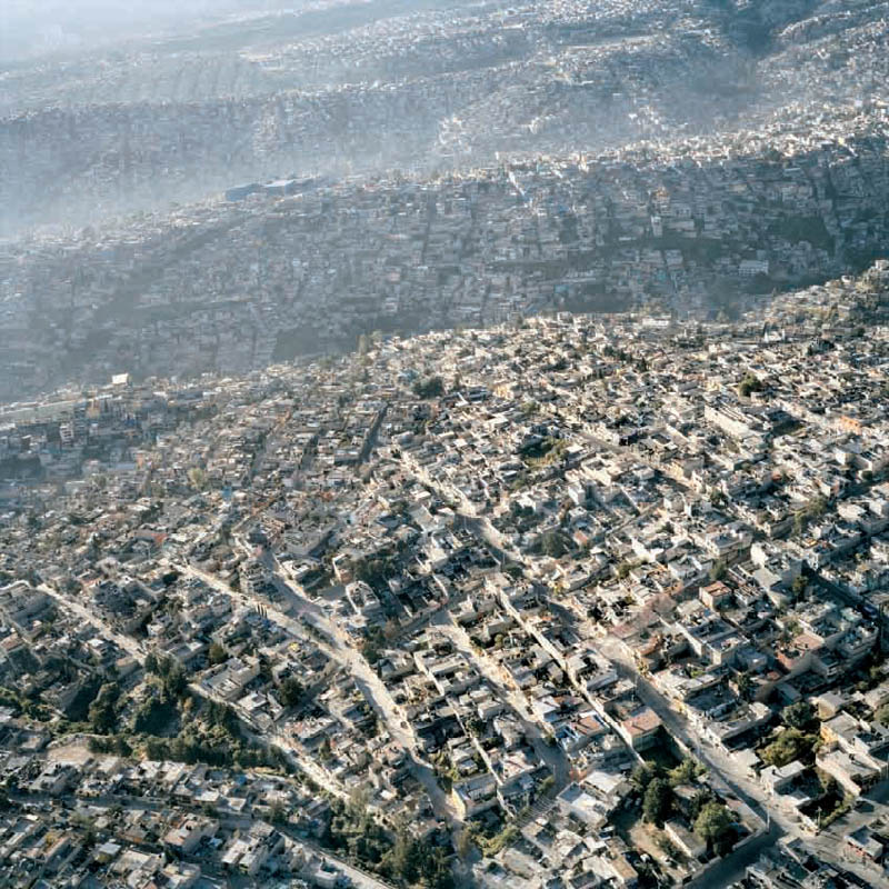 mexico city df aerial sprawl Picture of the Day: Mexico City from Above