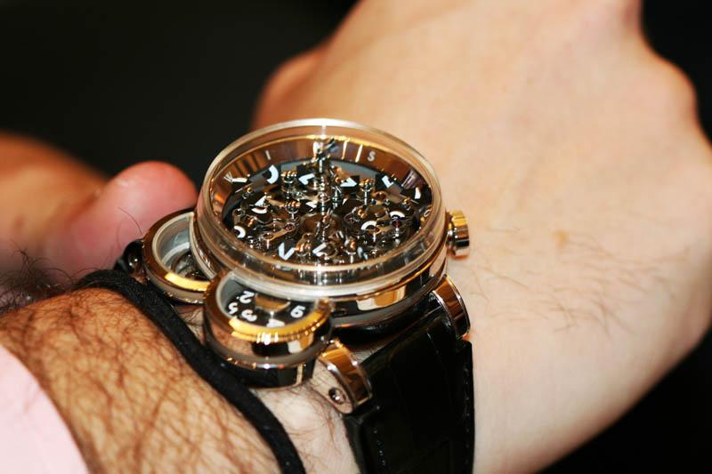 opus 11 harry winston The Harry Winston Opus Watch Series