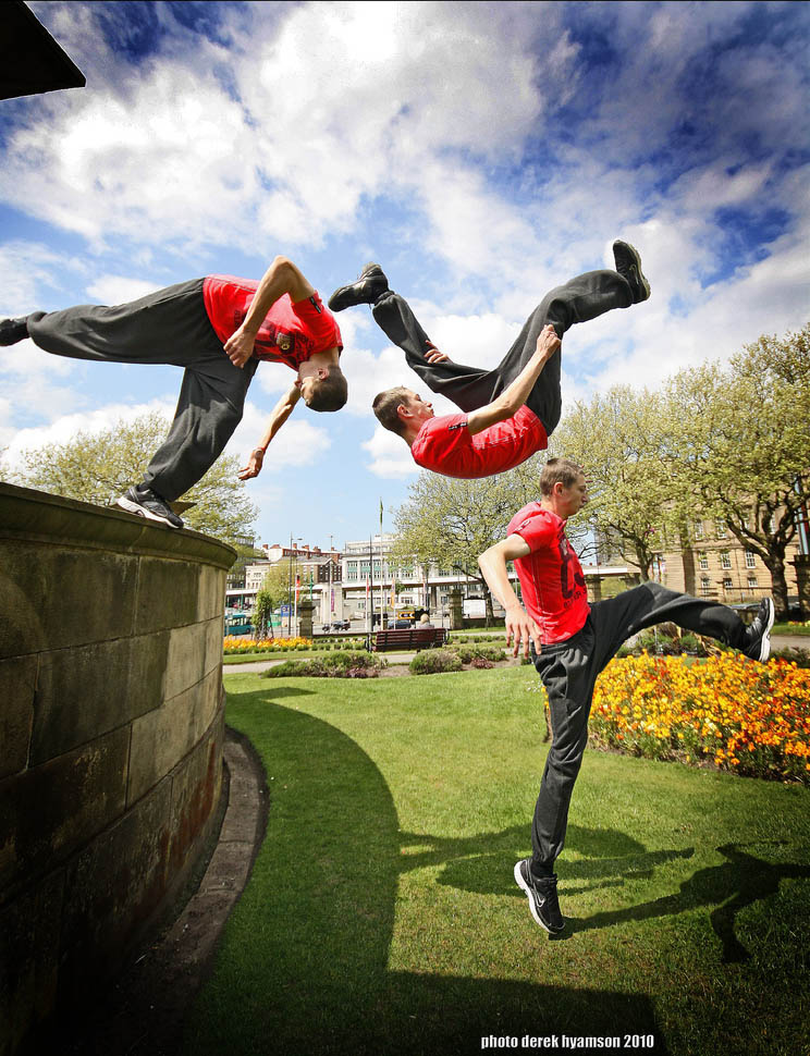 parkour pk freerunning traceurs 5 25 Incredible Parkour Photographs