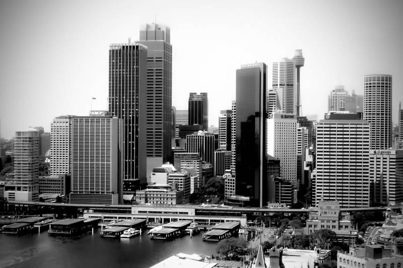 sydney australia skyline 25 Stunning Skylines Around the World