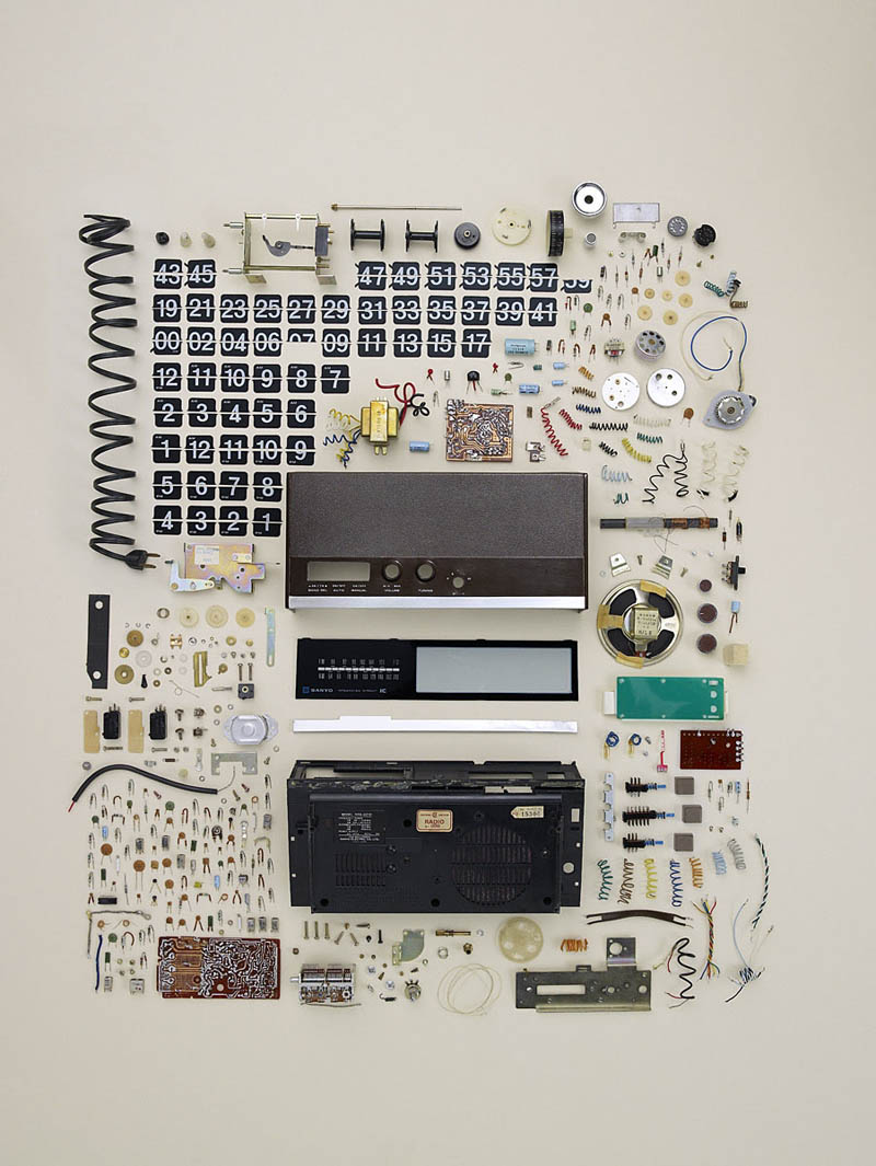 todd mclellan disassebled decontruction art photography 10 The Awesome Deconstruction Art of Todd Mclellan