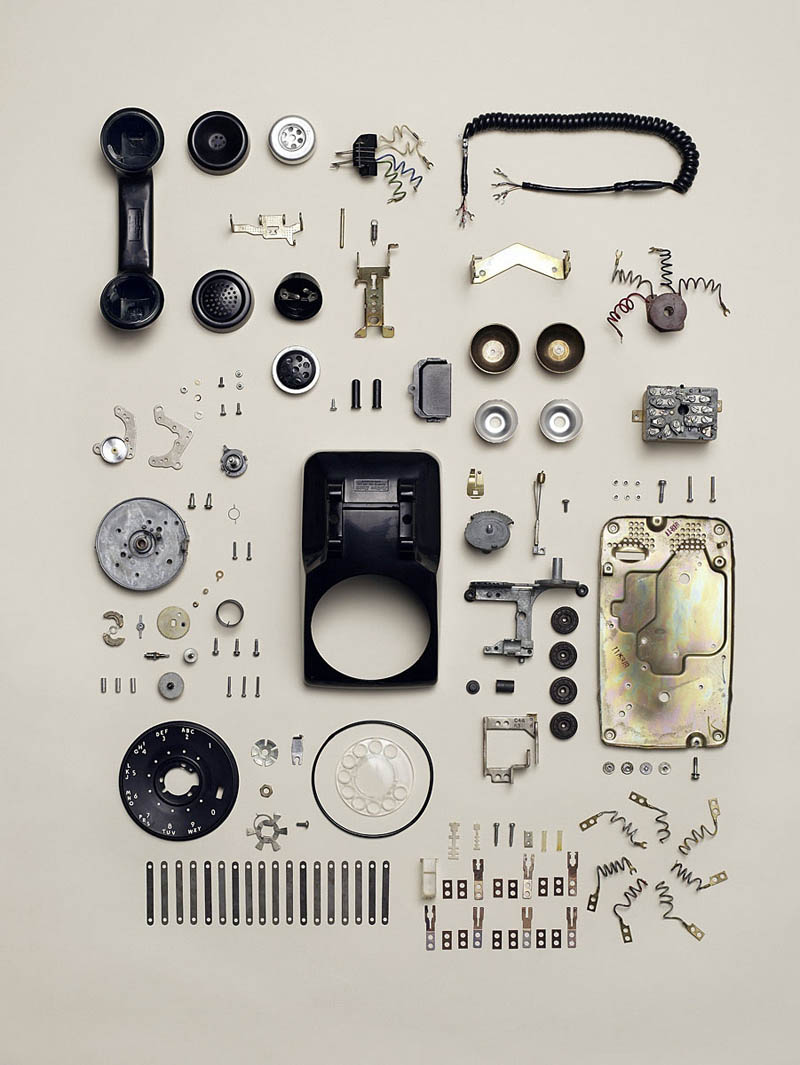 todd mclellan disassebled decontruction art photography 11 The Awesome Deconstruction Art of Todd Mclellan
