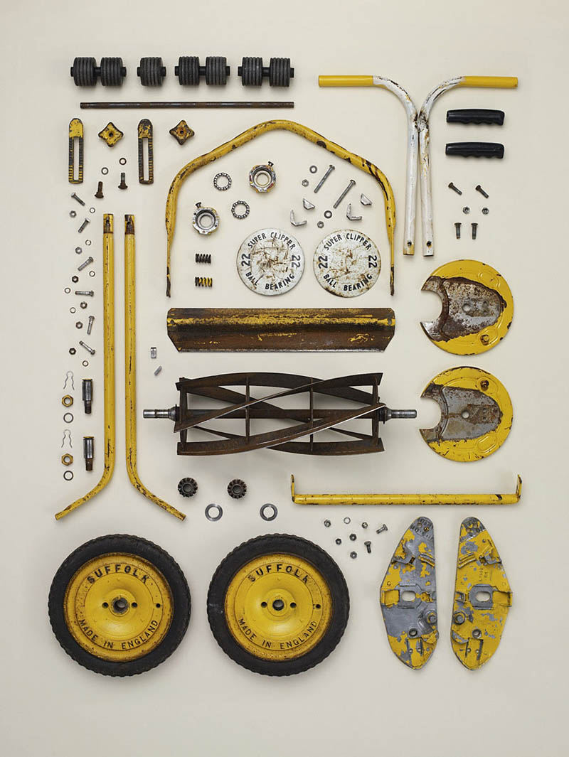todd mclellan disassebled decontruction art photography 12 The Awesome Deconstruction Art of Todd Mclellan
