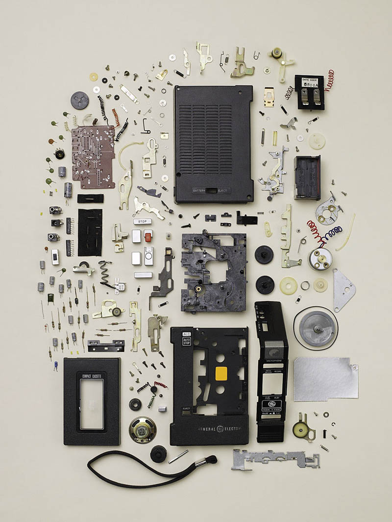 todd mclellan disassebled decontruction art photography 13 The Awesome Deconstruction Art of Todd Mclellan