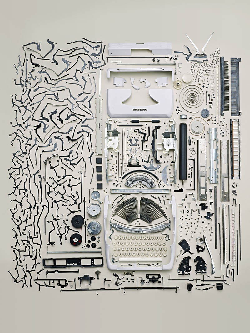 todd mclellan disassebled decontruction art photography 14 The Awesome Deconstruction Art of Todd Mclellan