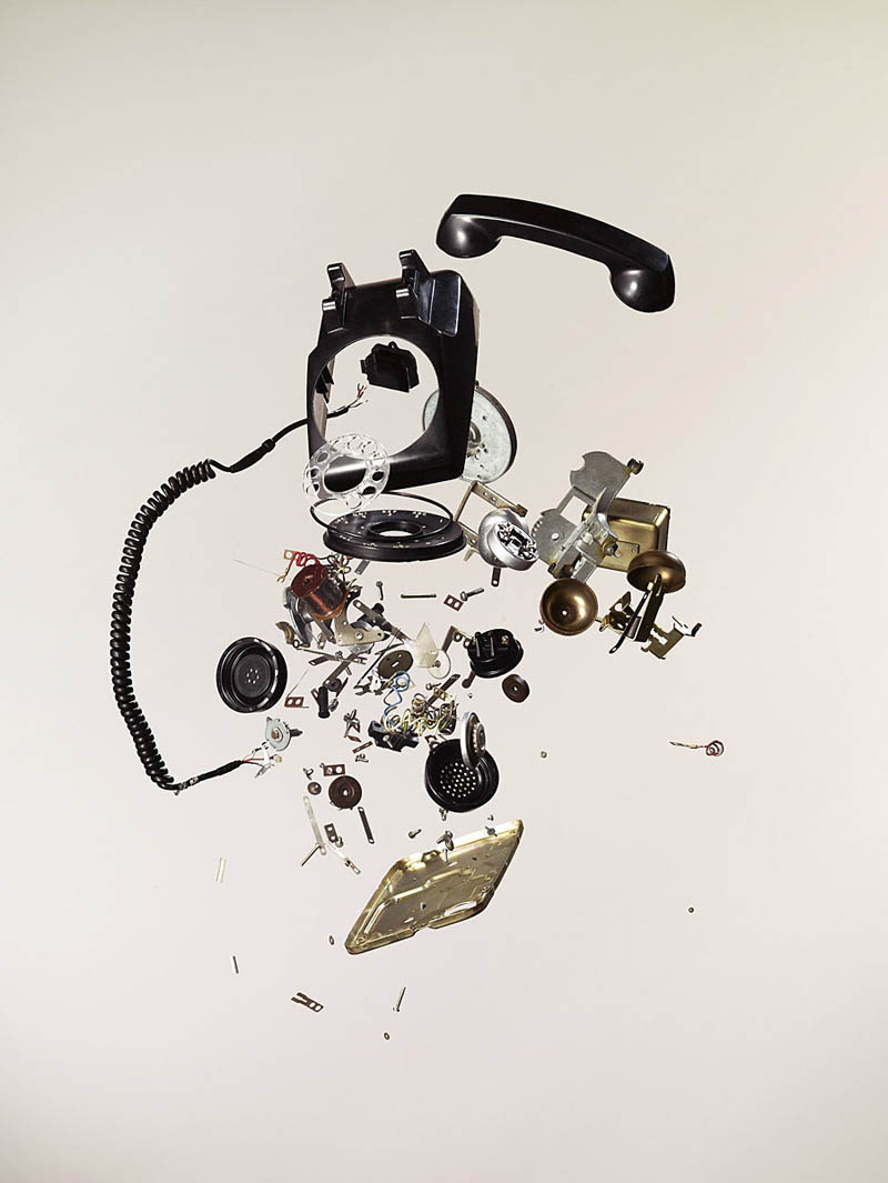 todd mclellan disassebled decontruction art photography 3 The Awesome Deconstruction Art of Todd Mclellan