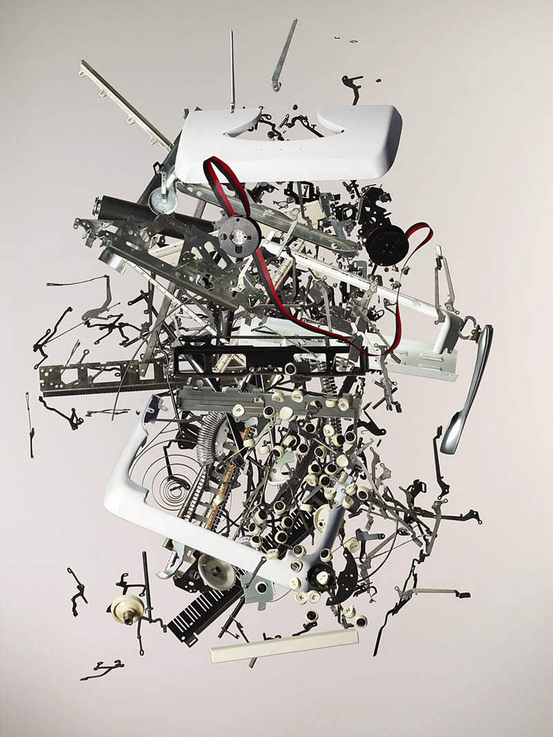 todd mclellan disassebled decontruction art photography 6 The Awesome Deconstruction Art of Todd Mclellan