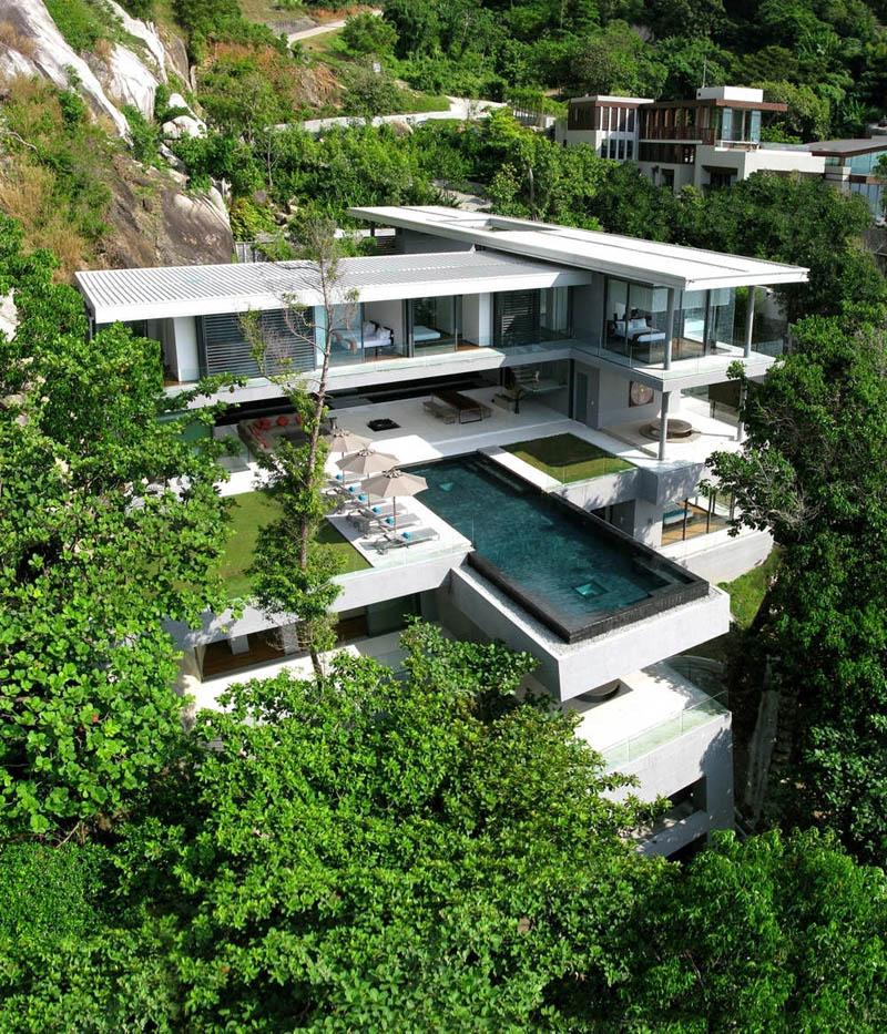 villa amanzi phuket thailand original vision 13 Villa Amanzi in Phuket, Thailand