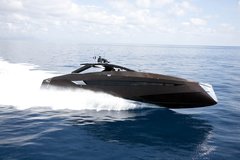 wooden yacht art of kinetik hedonist 11 The Worlds Sexiest Wooden Yacht [32 pics]