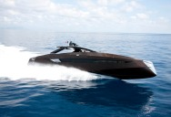 The World's Sexiest Wooden Yacht [32 pics]