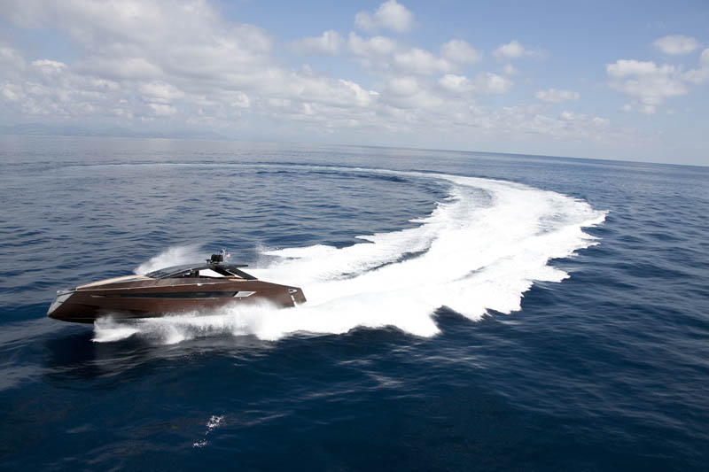 wooden yacht art of kinetik hedonist 12 The Worlds Sexiest Wooden Yacht [32 pics]