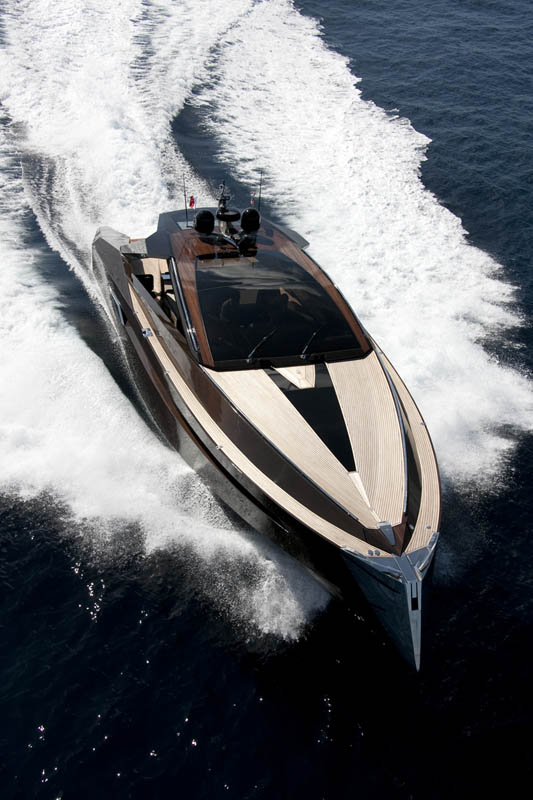 wooden yacht art of kinetik hedonist 13 The Worlds Sexiest Wooden Yacht [32 pics]