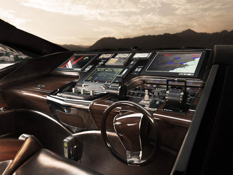 wooden yacht art of kinetik hedonist 14 The Worlds Sexiest Wooden Yacht [32 pics]